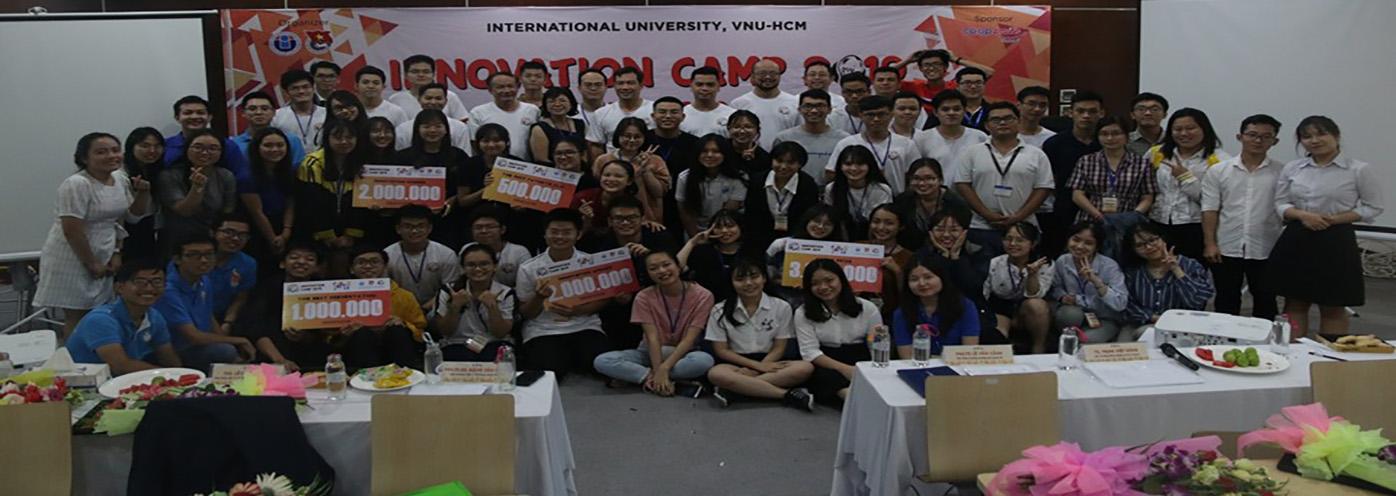 Hội Trại Sinh Viên Sáng Tạo (IU Innovation Camp 2019)-Công Bố Kết Quả